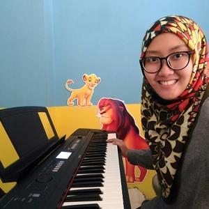 Kiki Cempaka Putih Kursus Musik Dengan Metode Bercerita Bermain