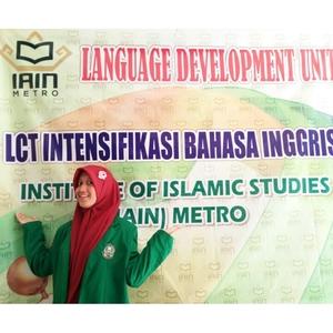 Ashari Metro Pusat Mahasiswa Bahasa Inggris Menawarkan Kursus