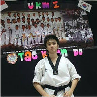 3rd degree kukkiwon black belt, taekwondo for competition and for self defense