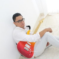 Active musician since 2009 and also private guitar teacher with 11 years experience teaching expat to local people.