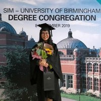 Saya adalah lulusan University of Birmingham jurusan International Business menawarkan kursus Bahasa Inggris Beginner (Day-to-day English & Business)
